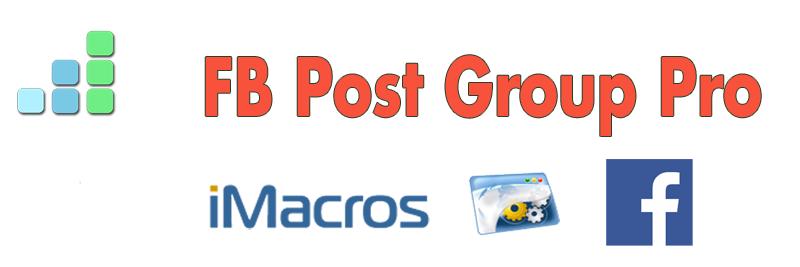 FB Post Group Pro