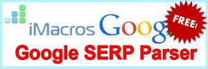 Google SERP Parser