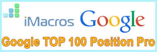 Google TOP 100 Position Pro