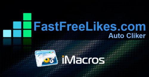 FastFreeLikes Autocliker