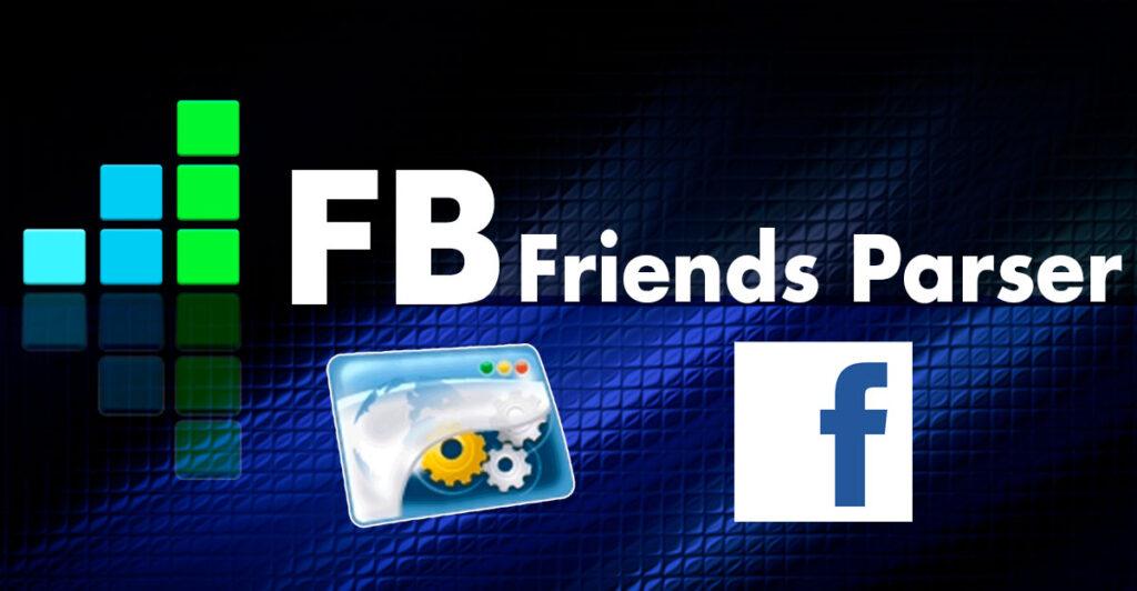 Парсер друзей Facebook