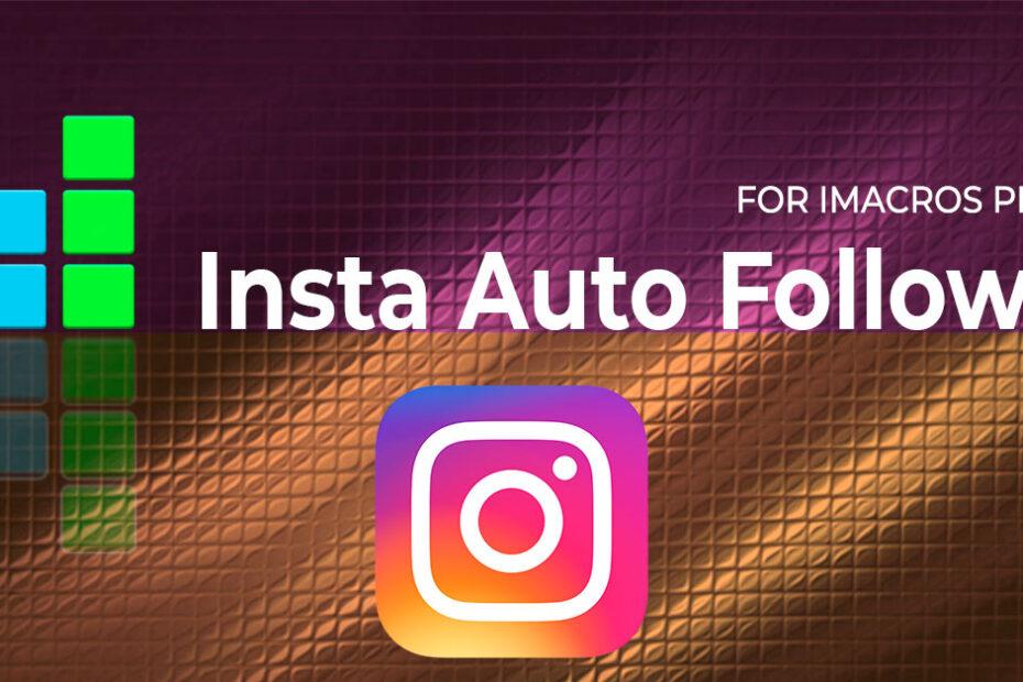 Автоматический подписчик в Instagram – Instagram Auto Follower - Автоматический подписчик в Интсаграм